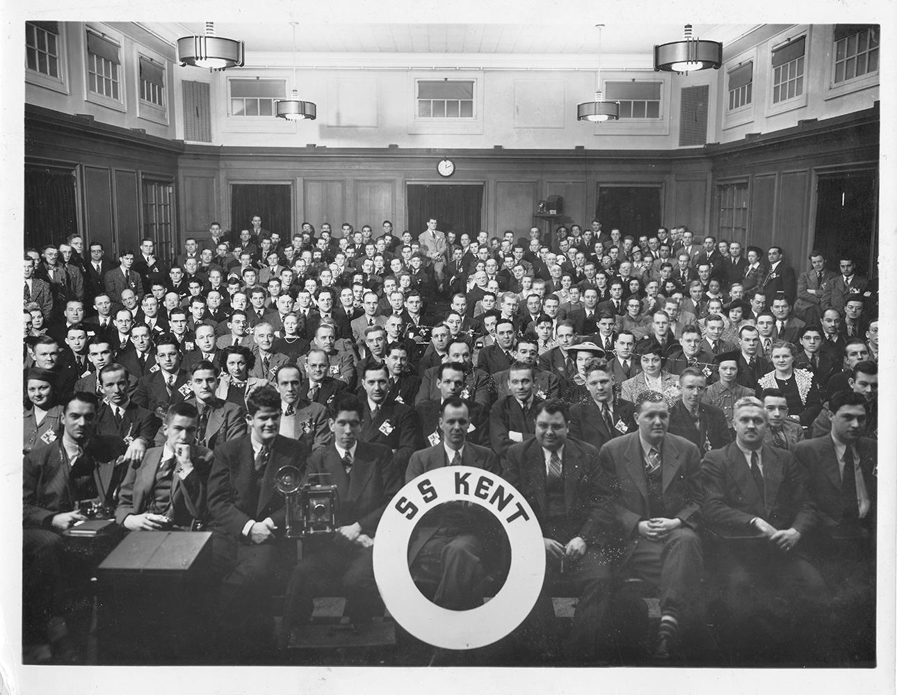 1941 Short Course participants