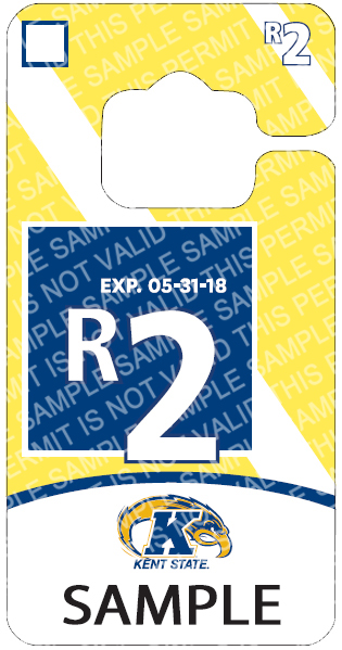 Student Yellow R Permit