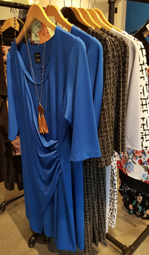 Fall 2017 – Multiple Construction Dress Project