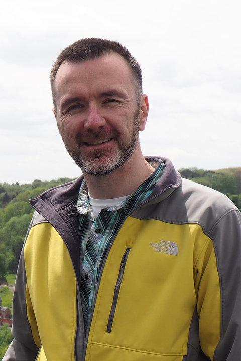 Geography Professor Scott Sheridan