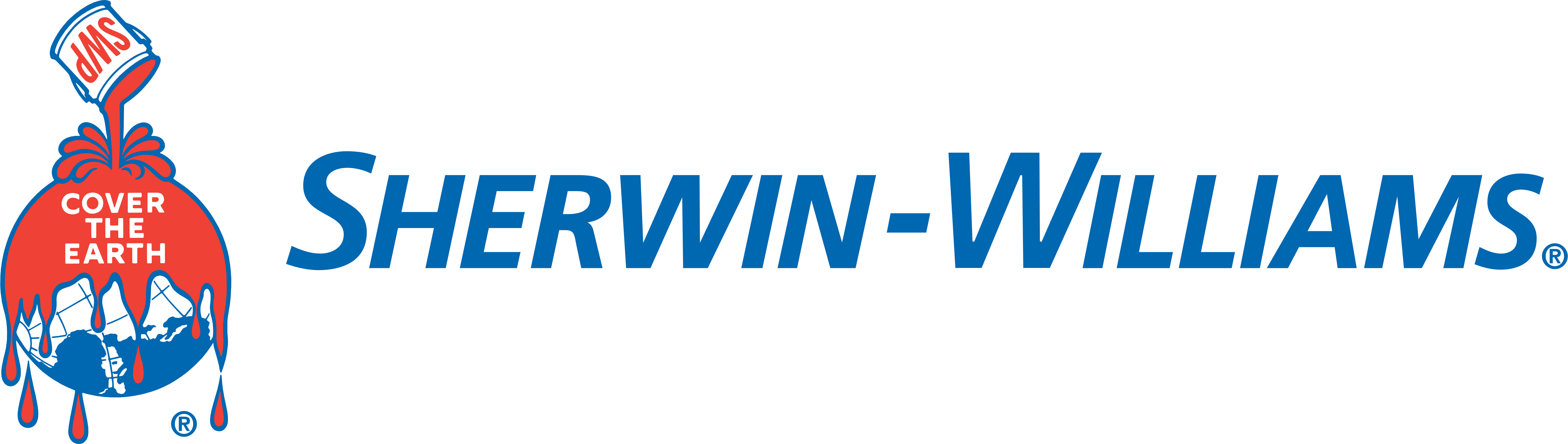 Sherwin Williams company logo.