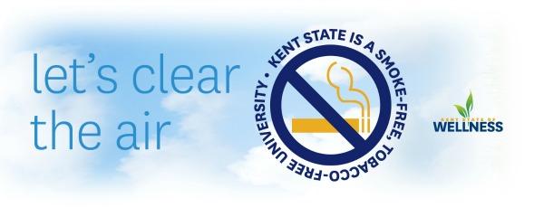 smoke free tobacco free banner