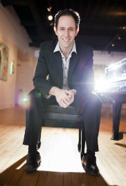 Pianist Spencer Myer will perform Saturday,  June 29, at 7:30 p.m. in Ludwig Recital Hall as part of the Kent/Blossom Music Festival Faculty Concerts.