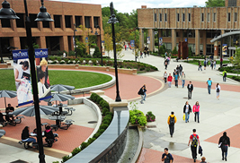 Funding from Ohio Campus Contact will help Kent State recruit two AmeriCorps VISTA (Volunteers in Service to America) members to support student retention at the university through the Connect2Complete program.