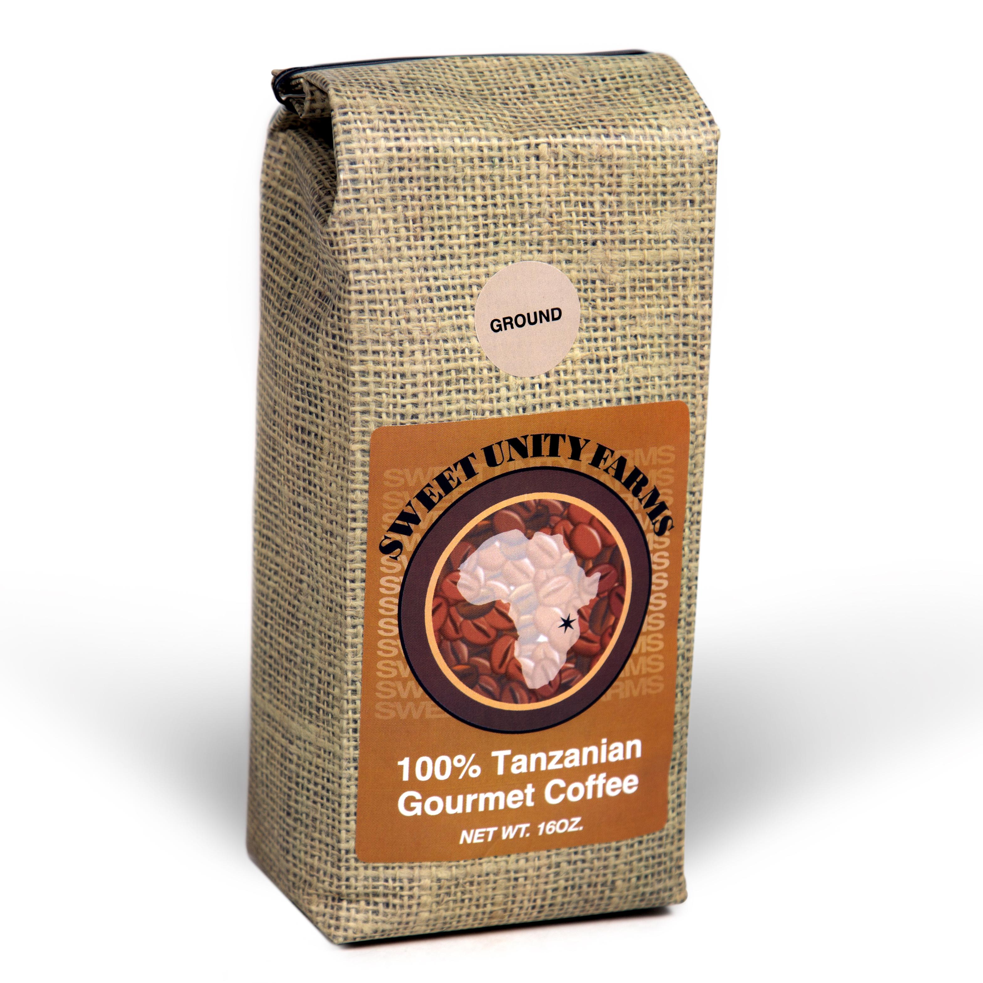 Sweet Unity Farms Coffee