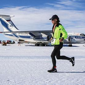 Photo courtesy World Marathon Challenge