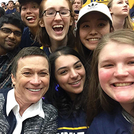 Kent State Magazine: Presidential Perspectives Spring 2017