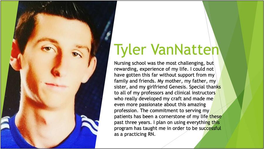 Tyler VanNatten