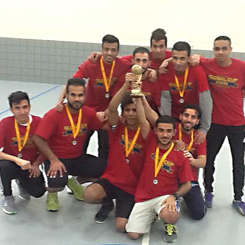 Team Oman, 2016 Global Cup Champions