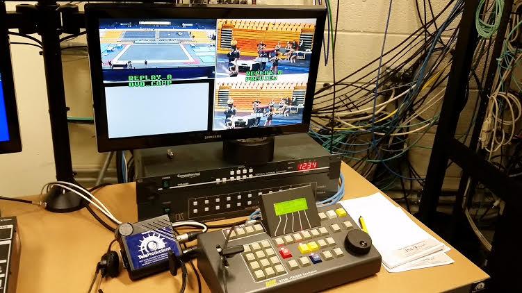 Scoreboard Production System
