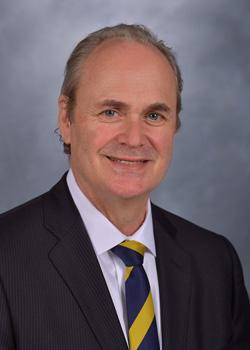 Kent State University President Todd Diacon