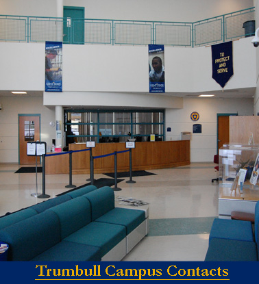 Trumbull Campus Contacts Picture