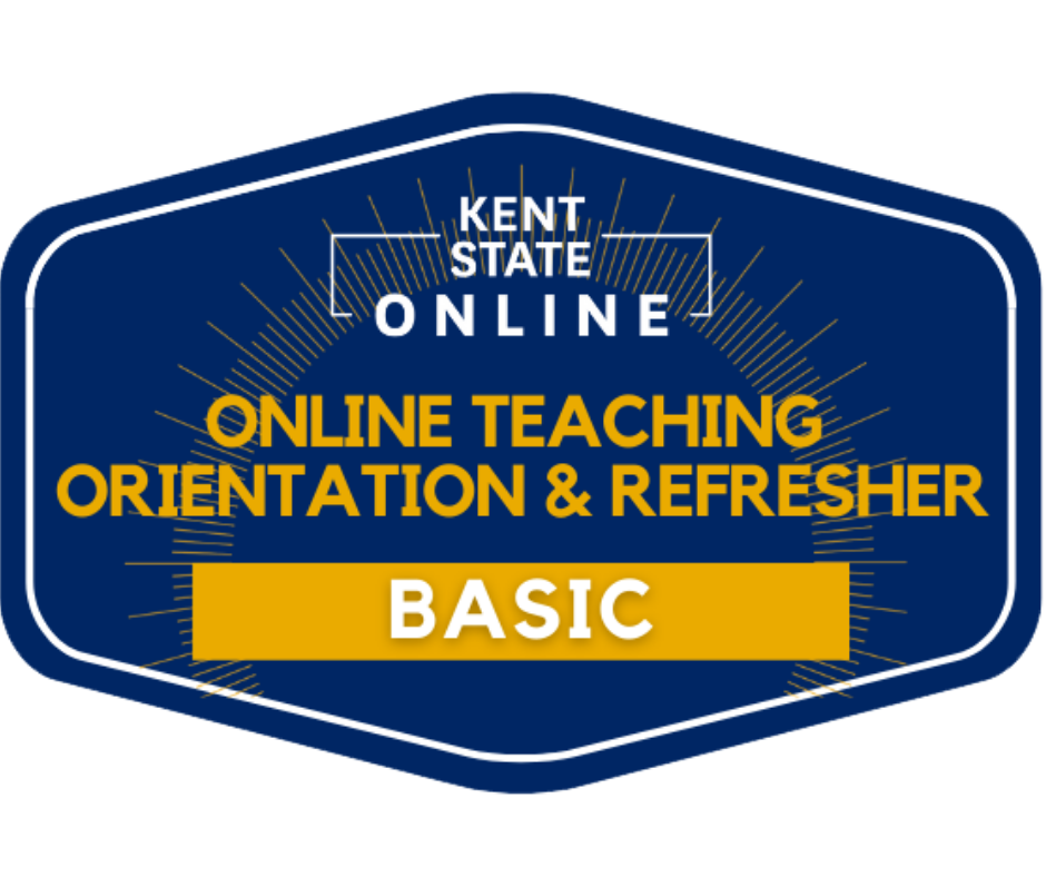 Acclaim Badging Kent State University Digital Badges
