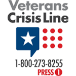 Veterans Crisis Line 1-800-273-8255 Press 1