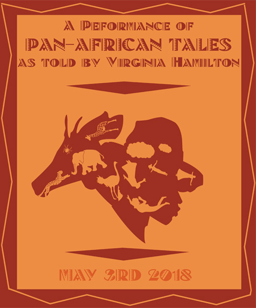 """""""A Performance of Pan-African Tales as told by Virginia Hamilton"""""""