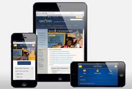 Kent State University has launched enhancements to FlashLine and the Kent State website for an improved online experience.
