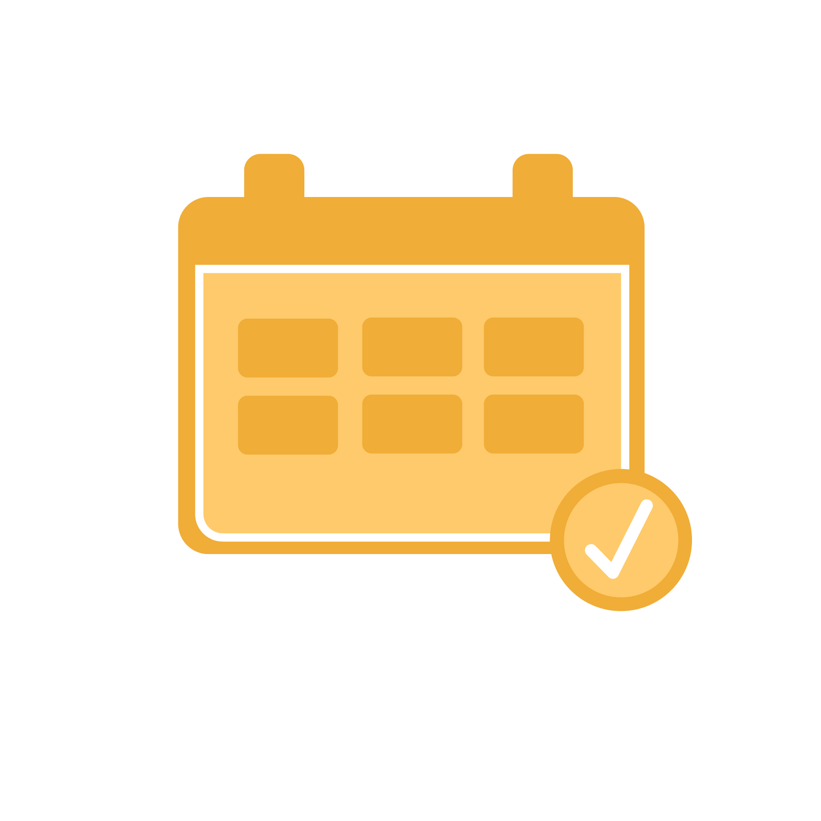 Kent State University Effective Learning Distributed Practice and Time Management Calendar Icon