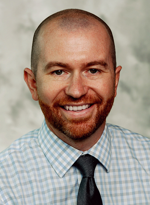Andy Weyand, Associate Director of Career Services