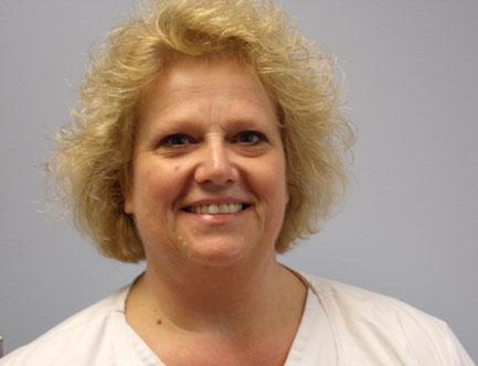 Lavonda Wheeler, First-year nursing student
