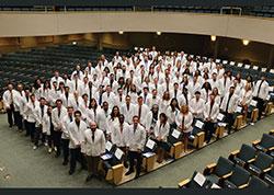 Photo of White Coat Ceremony 2015