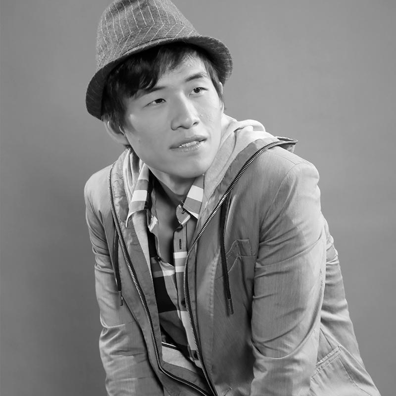 Yu Lei photographed by Xu Wei Vision Studio