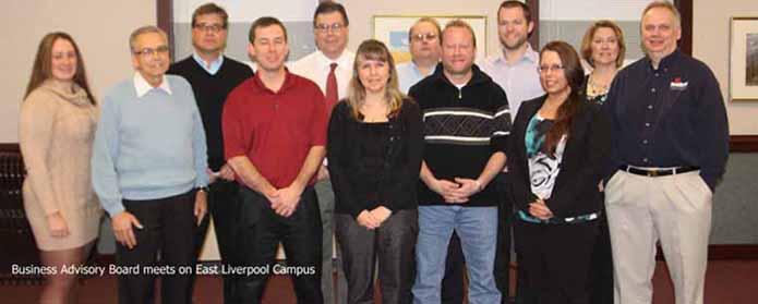 Business Advisory Board 2013