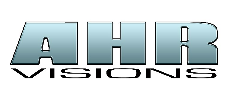 AHR Visions logo