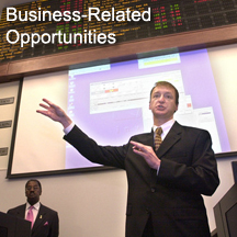 Business-Related Opportunities