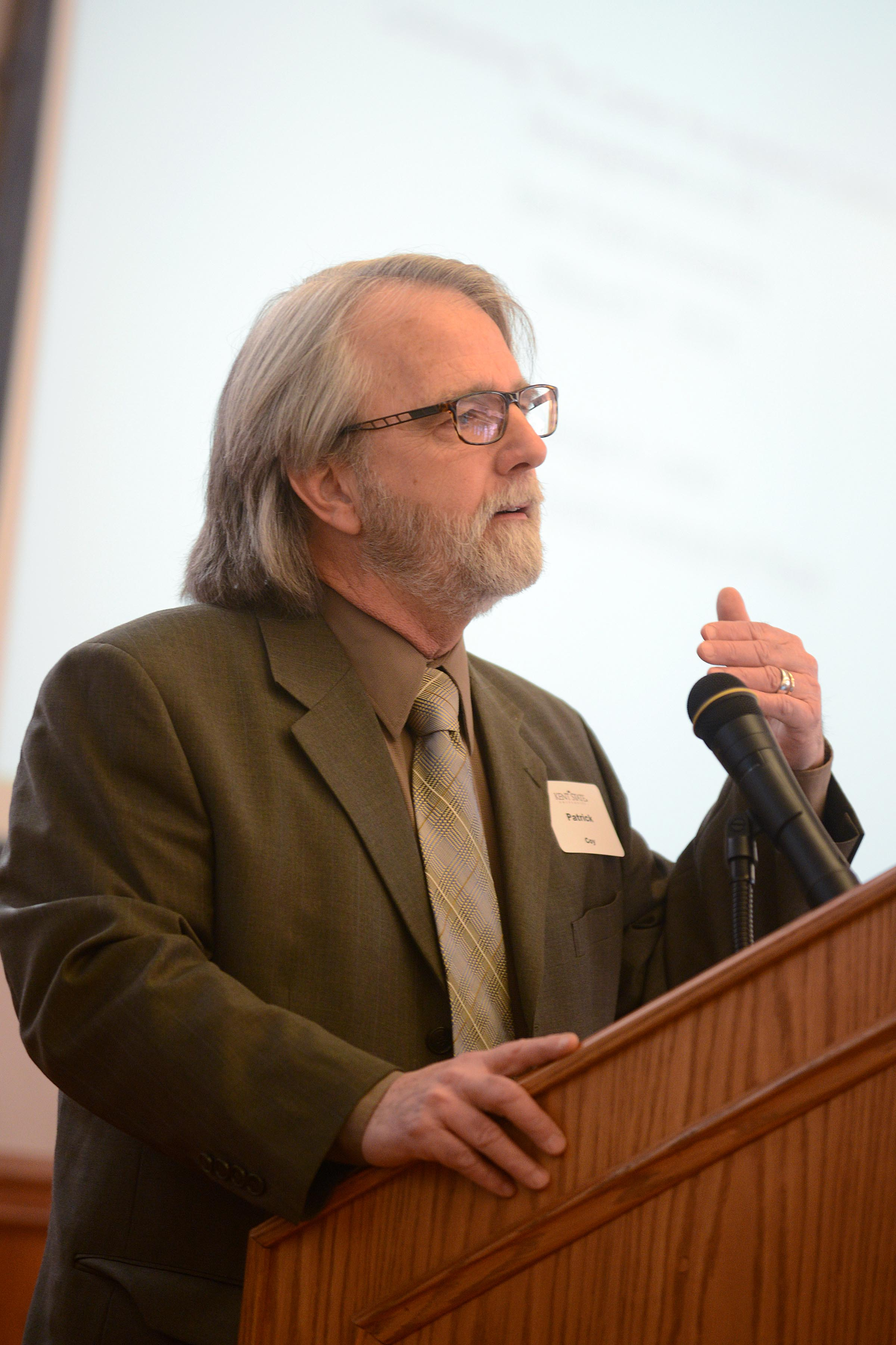 Dr. Patrick Coy