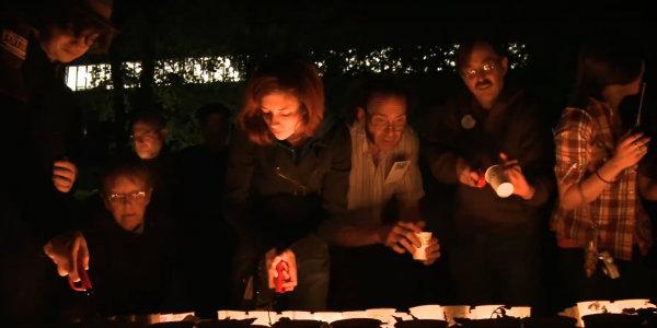 The 2010 Candlelight Vigil