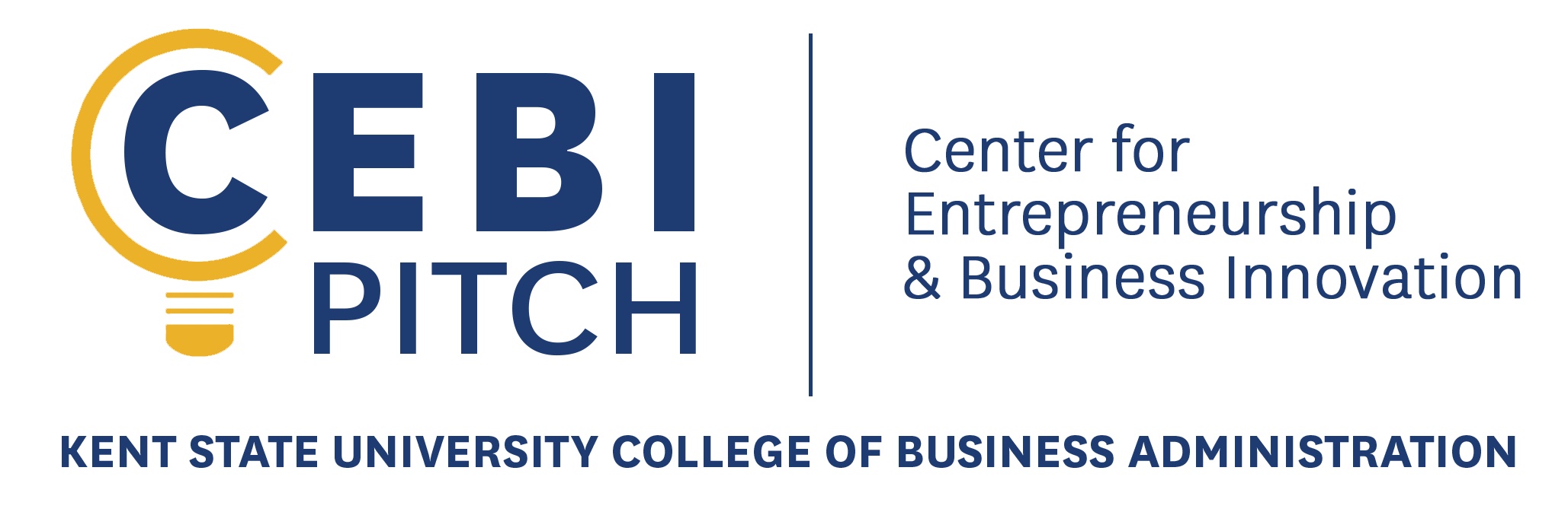 CEBIPitch Competition logo.