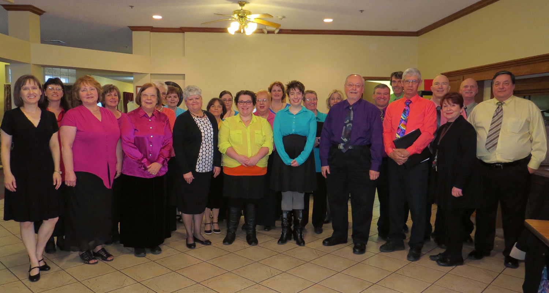 Kent State Salem's Communiversity Choir Spring 2015