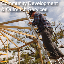 Community Development and Outreach Services