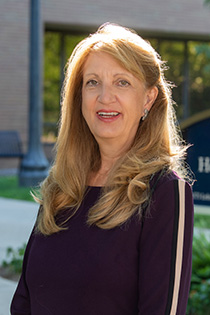 Interim Dean Denice Sheehan