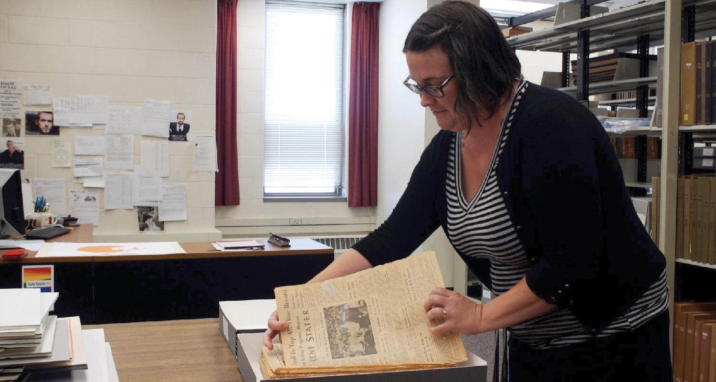 Digitizing the Kent Stater