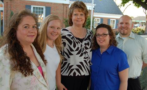 Insurance Studies Students Prep for GIS Charter