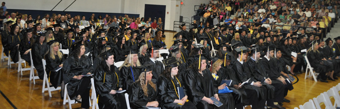 Commencement Ceremony - Kent State University at East Liverpool