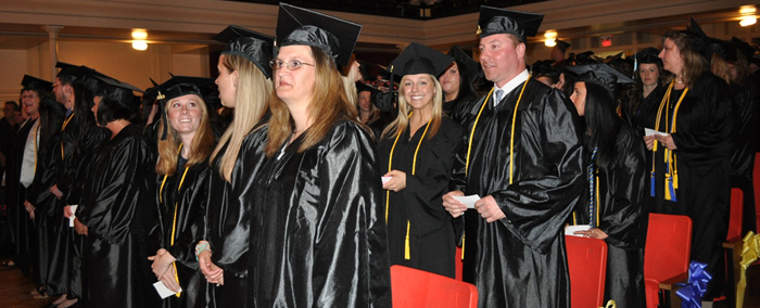 2013 Commencement - Kent State University at Salem