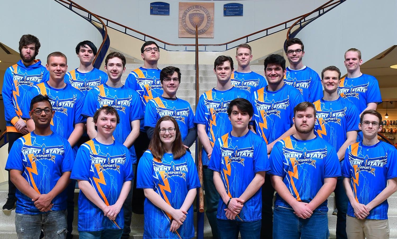 Kent State's eSports Varsity Team