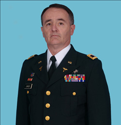 Col. Ronald Eardley