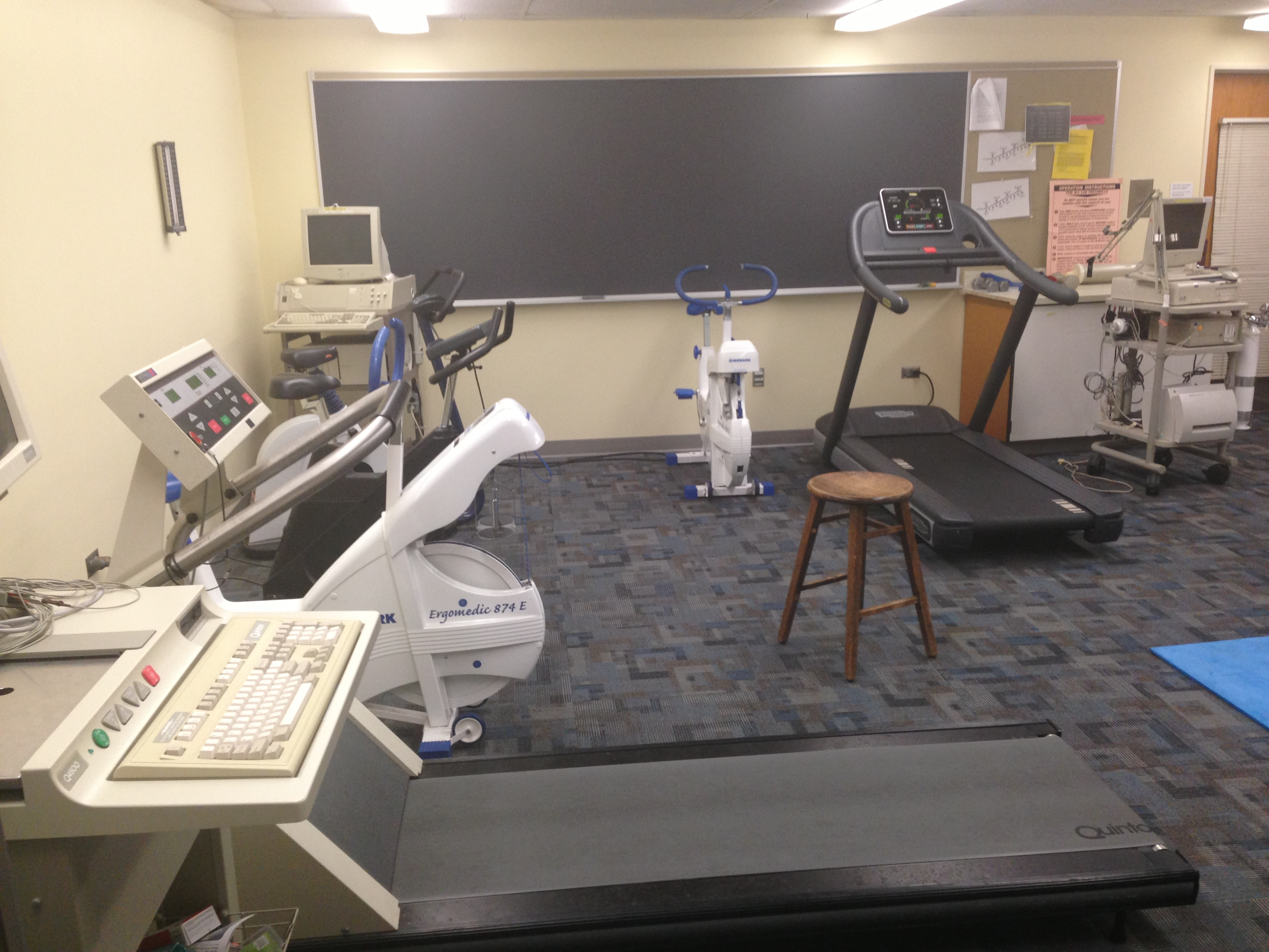 Exercise Physiology Lab 2