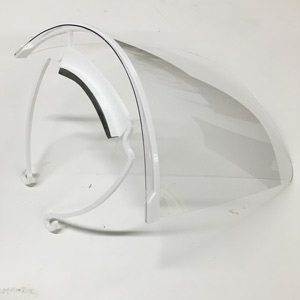 3D Face Shield