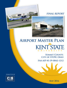 Preview of the Airport Master Plan final report
