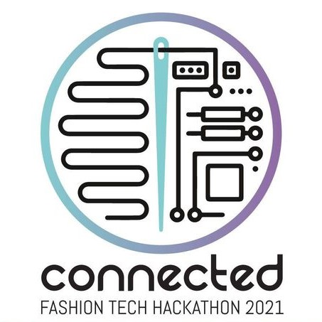 CONNECTED - Fashion Tech Hackathon 2021 Logo