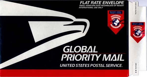 global priority envelope