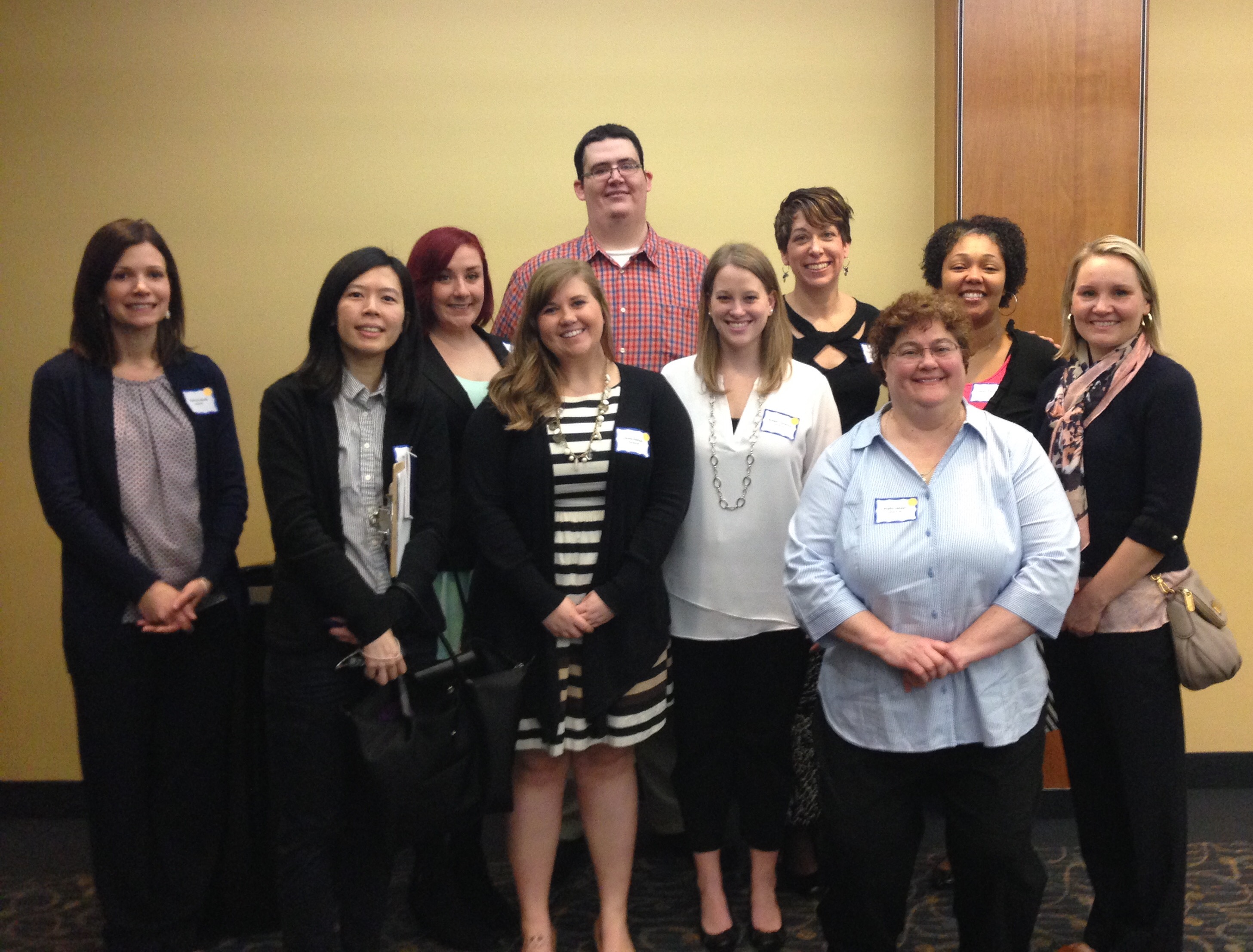 Early Intervention Certificate 2014-15 Cohort Picture