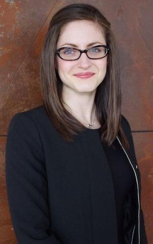 Art history alumna Heather Haden