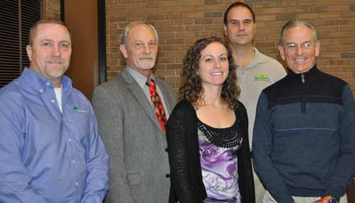 Horticulture Panel on Hand for 'What Makes Us Grow' Seminar
