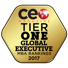 CEO Magazine Global EMBA Tier One ranking seal.
