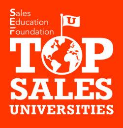 Sales Education Foundation Top Sales Universities